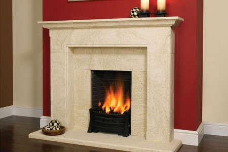 Stone fireplaces 22
