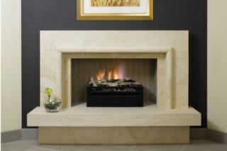 Stone fireplaces 25