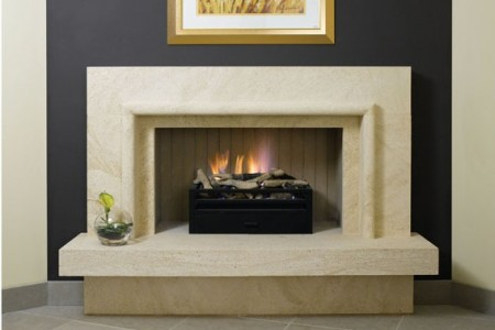 Stone fireplaces 25