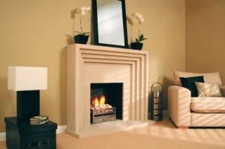 Stone fireplaces 28