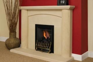 Stone fireplaces 29
