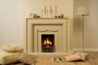 Stone fireplaces 31
