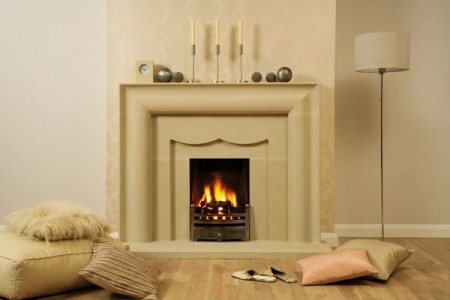 Stone fireplaces 31