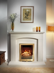 Stone fireplaces 32