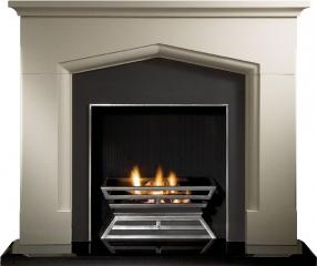 Stone fireplaces 34