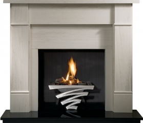 Stone fireplaces 35