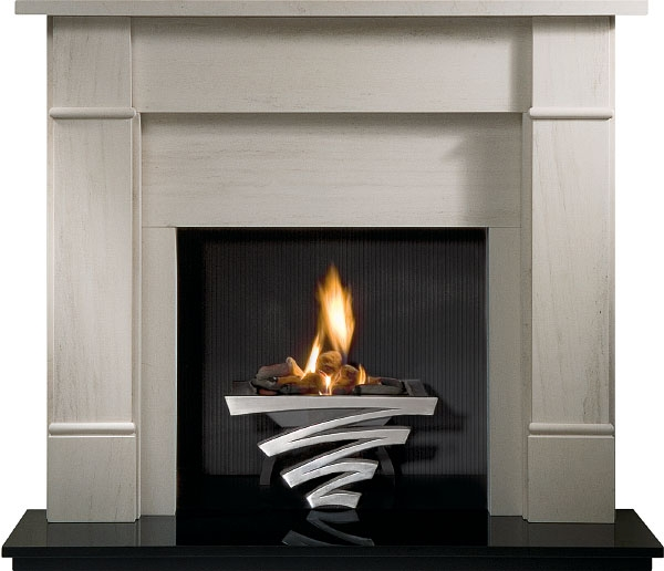 Stone fireplaces 35