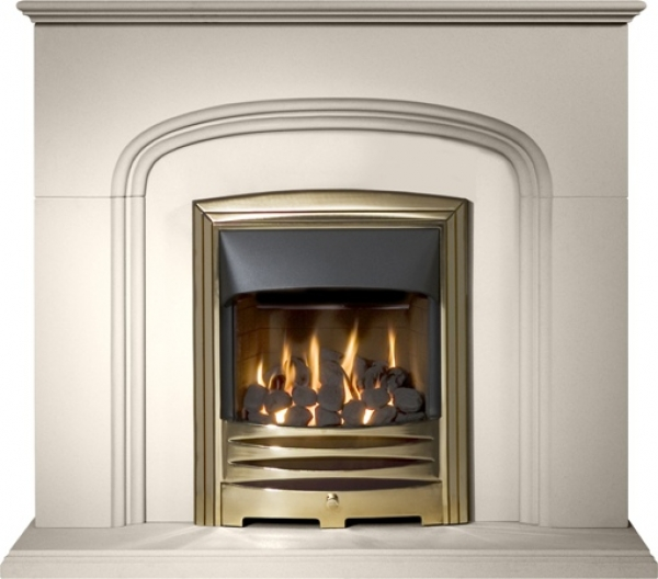 Stone fireplaces 37