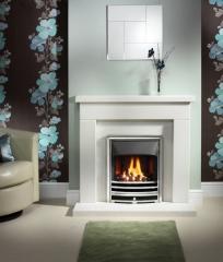 Stone fireplaces 38
