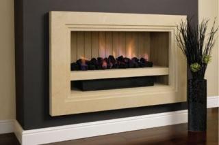 Stone fireplaces 39