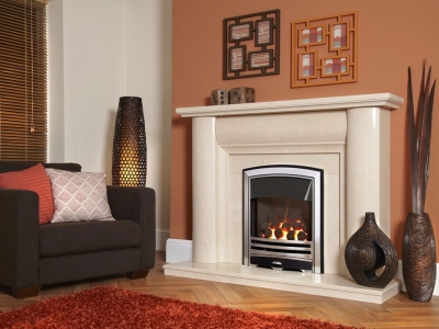 Traditional gas fires 11