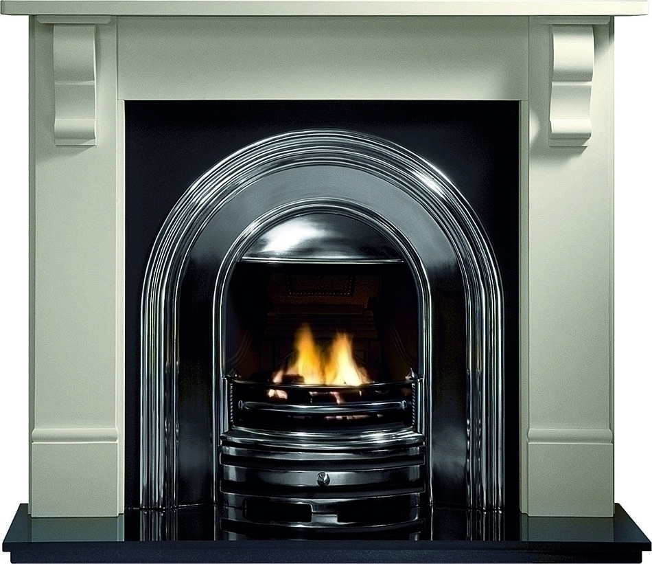 Royal Cast Iron Arched Insert