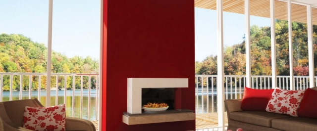 Evonic Qube Electric Fire