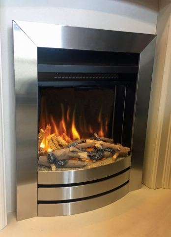 Evonic Station Electric Fire