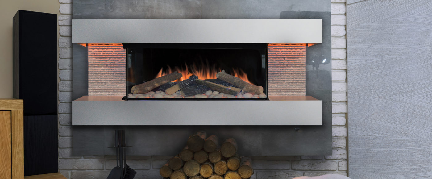 Evonic Nessa Electric Fire