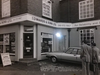 Old shop photograph