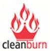 cleanburn logo