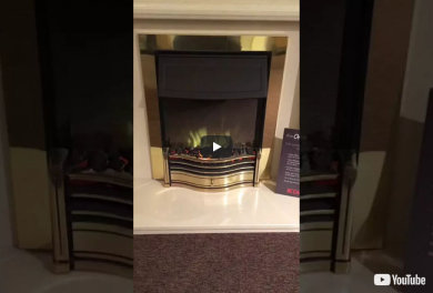 Dimplex Danesbury Flame Effect