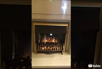 Flamerite Operetta Flame Effect