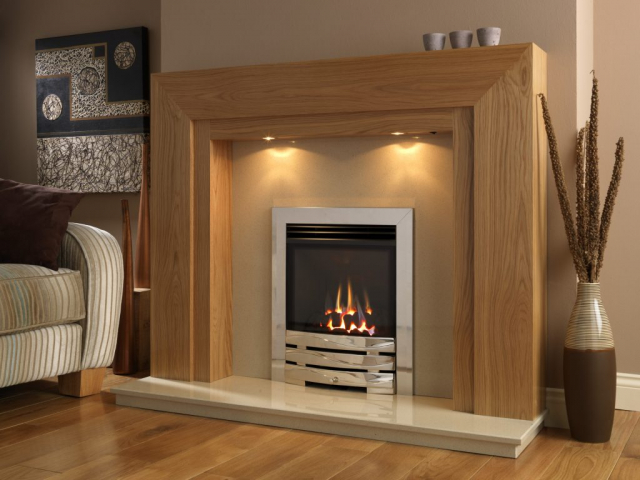 Legend Evora Gas Fire