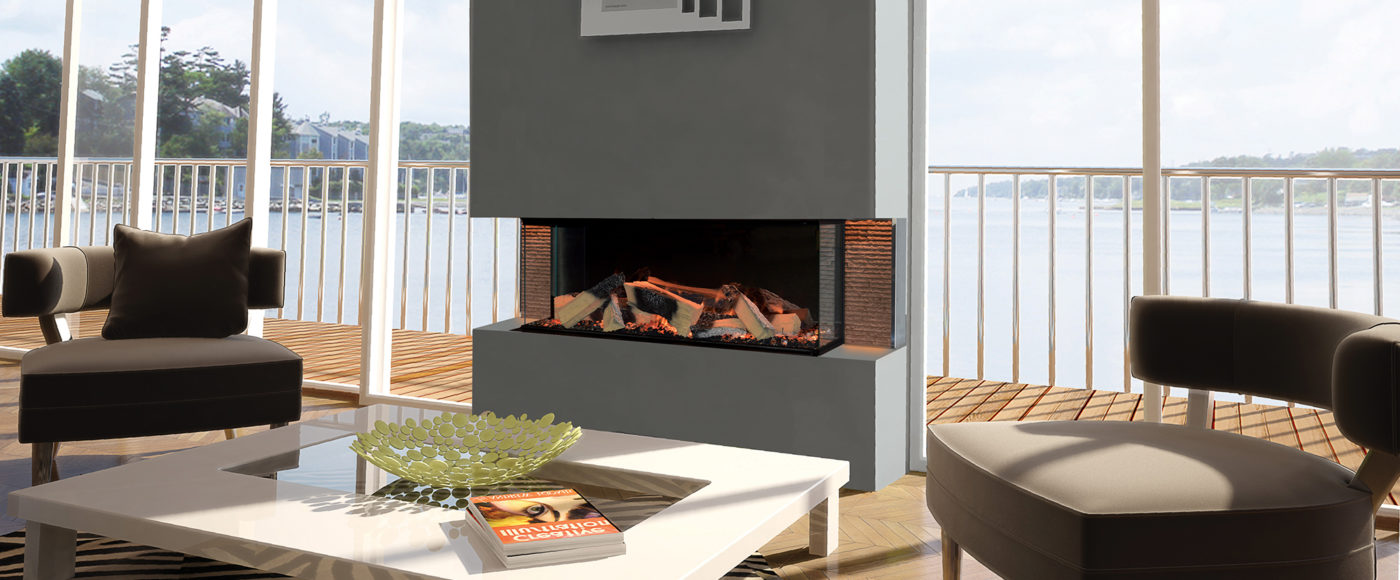 Evonic fires kiruna electric fireplace prestwich